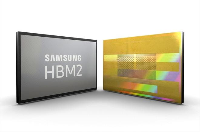 Samsung Aquabolt le nuove memorie HBM2 con prestazioni al top