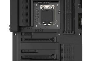 NZXT ufficialmente nel mercato delle motherboard con NZXT N7 Z370