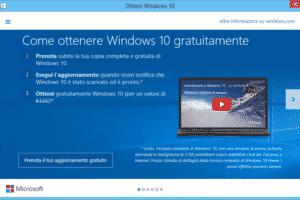 Aggiornare Windows 10 gratis anche dopo il 31 dicembre 2017