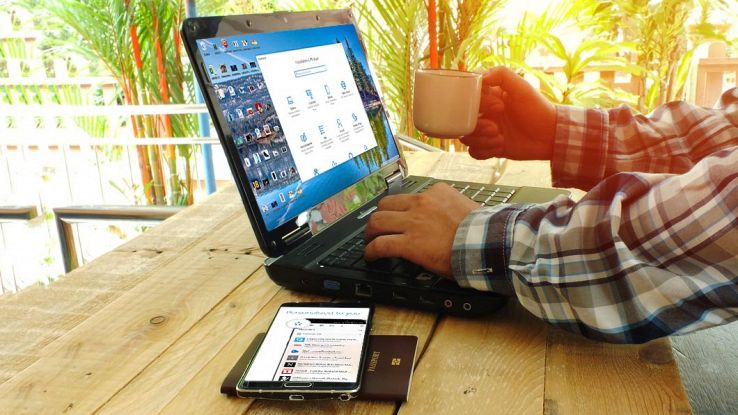 Come collegare lo smartphone con il computer con windows 10