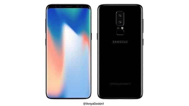 Samsung Galaxy S9 sarà presentato il 25 febbraio 2018 Ufficiale
