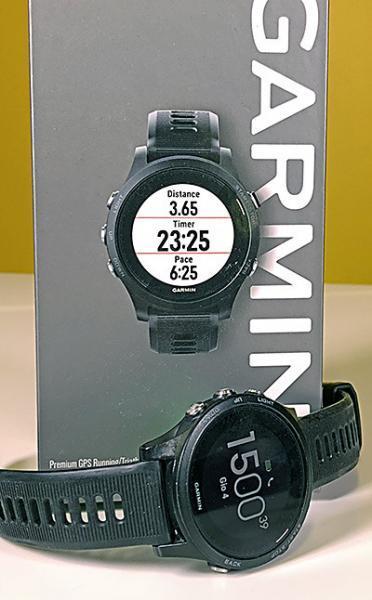 Garmin Forerunner 935 lo sportwatch per il vero sportivo