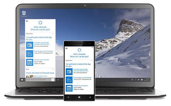 Un nuovo Windows 10 in arrivo Nome in codice Polaris
