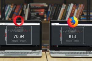 Arriva Opera 51 è più veloce di Firefox Quantum