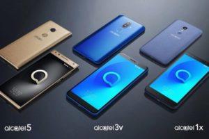 Alcatel presenta a Mobile World Congress Barcellona 3 nuovi smartphone