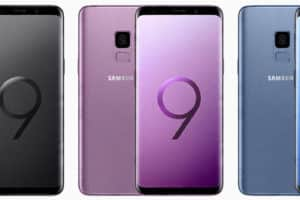 Samsung Galaxy S9 S9 Plus ufficiali in Italia a Marzo