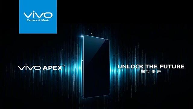 Vivo presenta Apex il nuovo smartphone del futuro