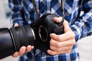 Le migliori macchine fotografiche compatte DSLR e mirrorless del 2018