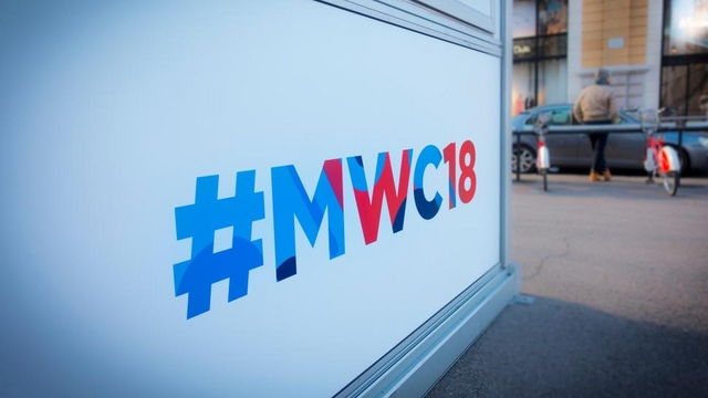 Mobile World Congress 2018 fiera mondiale dedicata agli smartphone