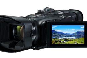 Canon annuncia la videocamera Legria HF G26
