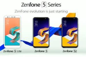 ASUS Presentazione ufficiale Zenfone 5 e Zenfone 5Z a Barcellona