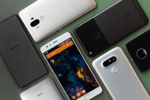 I migliori smartphone in circolazione di Febbraio 2018