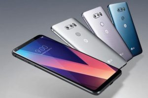 LG V30 2018 con 256GB di memoria e intelligenza artificiale