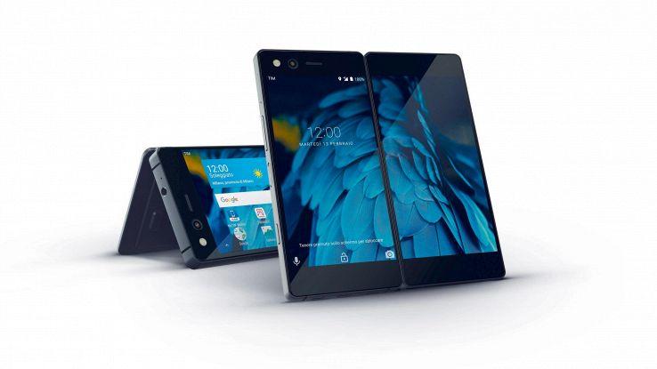 ZTE Axon M lo smartphone pieghevole arriva in Italia