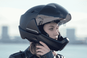 CrossHelmet il casco smart sicuro e connesso a Internet