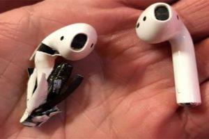 AirPods in fiamme Apple investiga su un caso in Florida