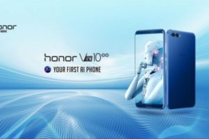 Honor V10 si aggiorna arriva Party Mode e Face Unlock