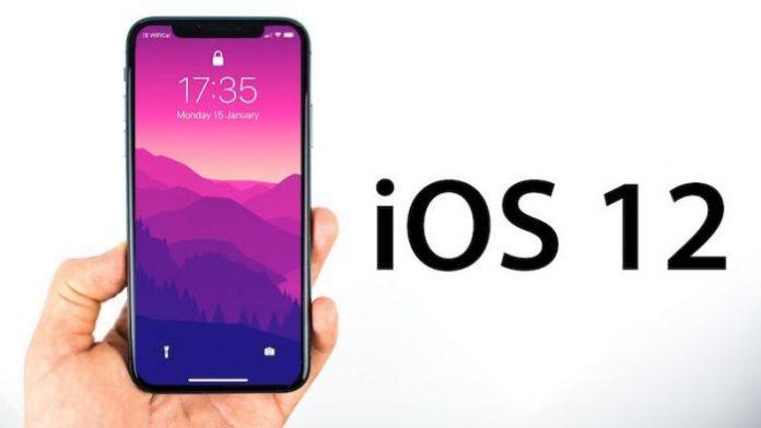 Apple iOS 12 in arrivo nuovo aggiornamento con tante novità