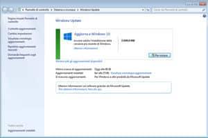 Windows 10 in arrivo il ripristino degli aggiornamenti interrotti