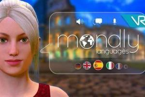 Mondly app che aiuta gli utenti ad imparare nuove lingue