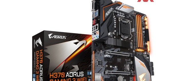 Gigabyte H370 AORUS Gaming 3WiFi per Intel Coffee Lake S