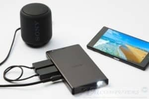 Sony MP-CD1 proiettore portabile e battery bank