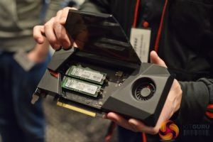MSI presenta Gaming Storage Card due SSD in RAID 0