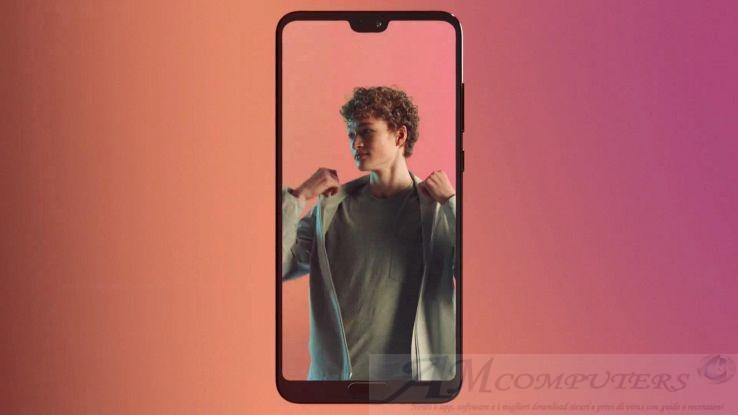 Huawei P20 Pro lo smartphone con tre fotocamere posteriori