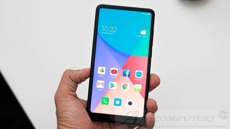 Xiaomi Mi Mix 2S presentazione il 27 marzo a Shanghai