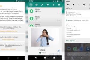 WhatsApp consente ora di recuperare i file cancellati