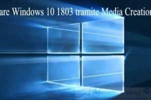 Guida come installare Windows 10 1803 tramite Media Creation Tool