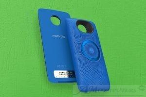 Motorola presenta la Moto Mod Stereo Speaker senza batteria