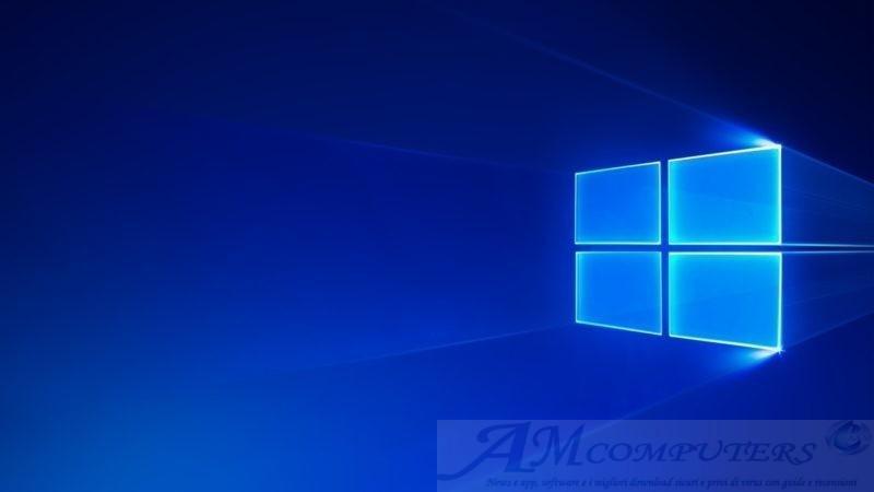 Microsoft ritarda il rilascio di Windows 10 1803 al pubblico