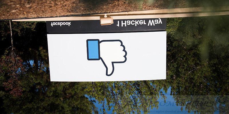 Facebook è la principale società tecnologica meno affidabile