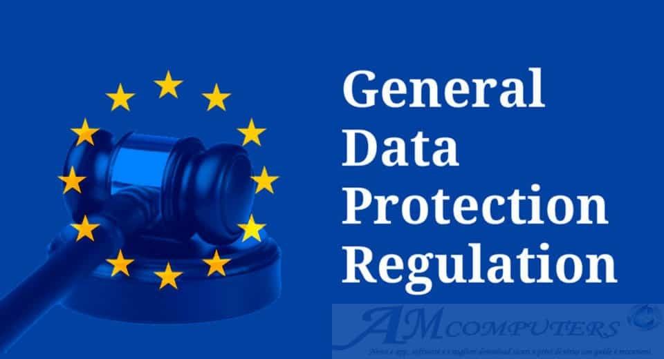 Informativa sui Cookie Regolamento UE 2016/679 GDPR