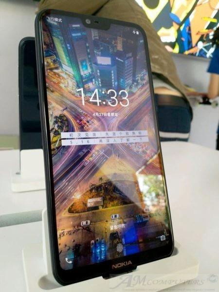 Nokia X il nuovo Device con notch stile iPhone X