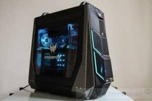 Acer Predator Orion 9000 potenza ai vertici della categoria