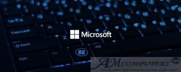 Microsoft nuovi aggiornamenti relativi alla sicurezza della privacy
