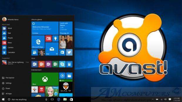 Pc con Windows 10 bloccati da Avast ecco come risolvere