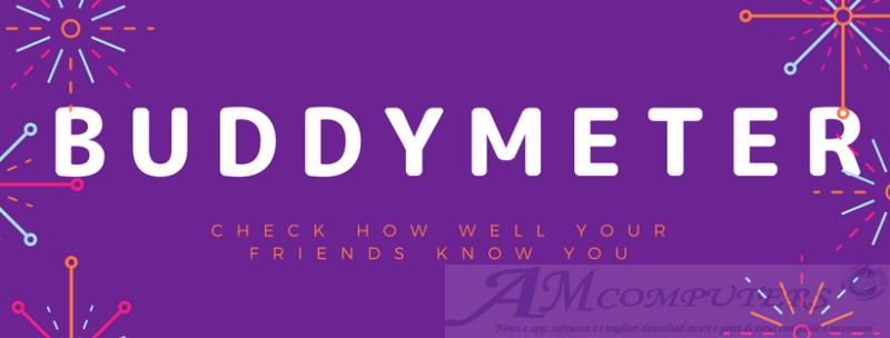 BuddyMeter la nuova piattaforma che utilizzano i giovanissi
