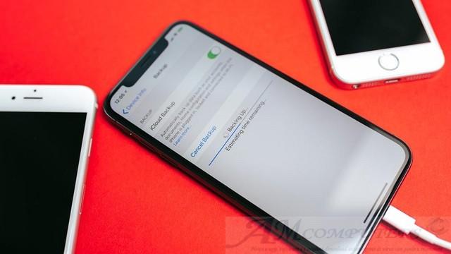Backup dei dati con iPhone sia da PC o iCloud