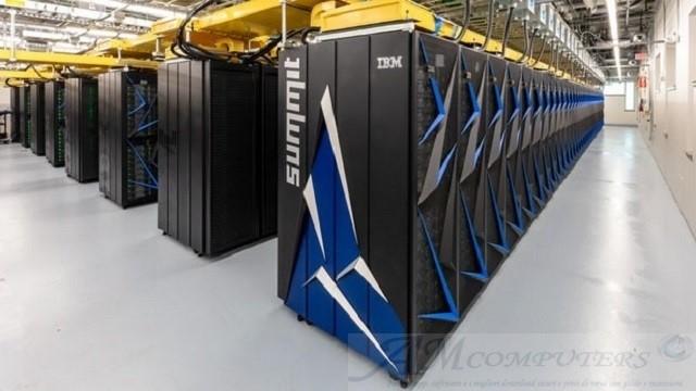 Summit computer più potente al mondo gestisce trilioni di calcoli