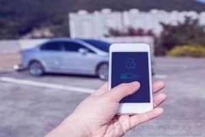 Digital Key permette di sbloccare e guidare auto senza chiavi