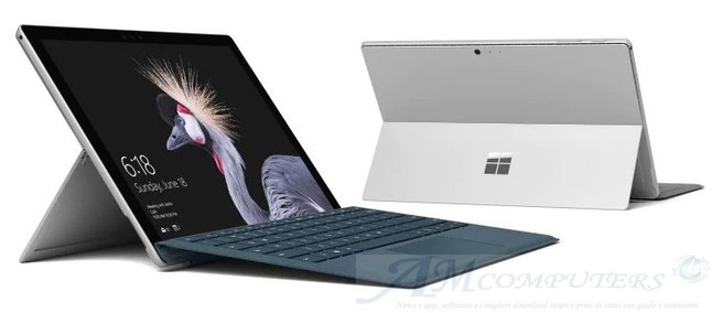 Surface Pro disponibile con 8GB di RAM SSD da 128GB