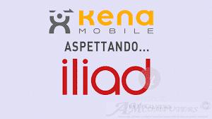 Kena propone offerta Super per contrastare arrivo di Iliad