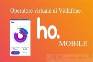 Come Configurare il tuo smartphone per navigare con Ho-mobile
