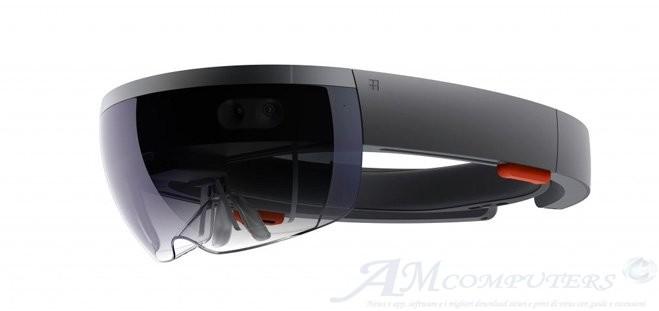 Microsoft annunciato HoloLens il primo computer olografico al mondo