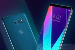 LG V40 il primo smartphone Android con 5 fotocamere