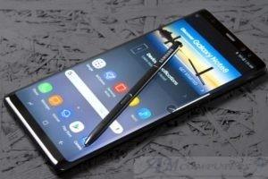 Samsung Galaxy Note 9 presentazione il 9 agosto 2018