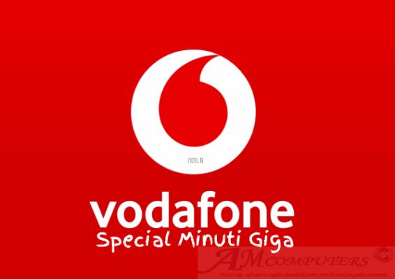 Vodafone nei Call Center sim gratis con Special Minuti 20GB
